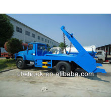 6-8 tons refuse collector,dongfeng refuse collector