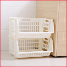 2 Tier Household Storage Basket