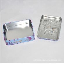Storage Box Packaging Tin Box Packaging Metal Box Packaging