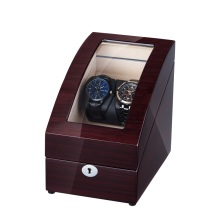 Enrolador de relógio silencioso duplo para quatro relógios