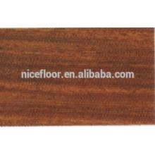 Revêtement de sol en bois multicouches en bois multicouches Chlorophora