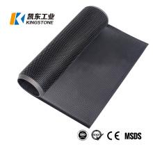 Factory Price Fingertip High Traffic Door Entrance Entry Sanitary Scraper Wiper Rubber Mat