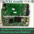 Elektronische PWB-Versammlung Schlüsselfertige Service-PWB-Versammlung / pcba / PWB und Komponentenlieferant
