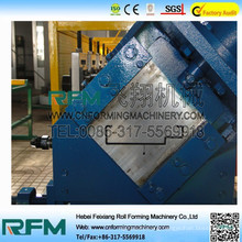 Good quality steel roller shutter door roll forming machine