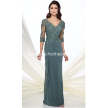 Latest Lace Appliques Bridesmaid Dresses