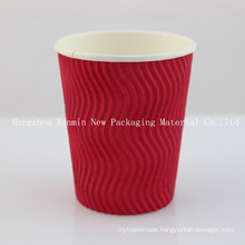 Biodegradable Customized Shape Paper Cup for Coffee
