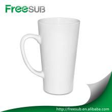 Taza de cerámica sublimación de 17 oz por mayor