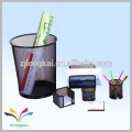 Hot sell school desktop metal Stationery set gift for children study