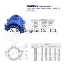 Ductile Iron Pipe Saddle Vortex