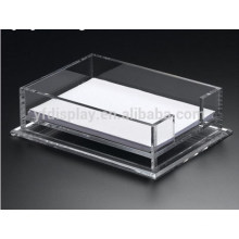 Clear Acrylic Scratchpad Storage Box