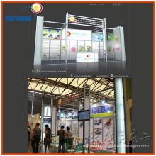 Portable Aluminium Messe Display Ausstellungsstand, Design Ausstellung Display-System