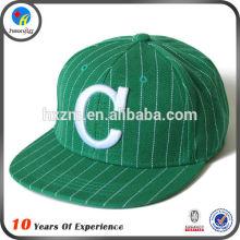 large acrylic letters snapback hat