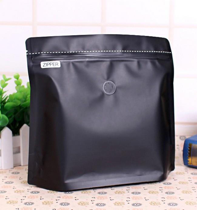 Square Aluminium Bag