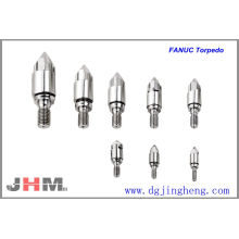 Fanuc Injection Screw Torpedo Head