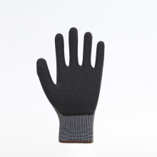 Firm Anti-slip Wearable PVC Coated Safety Gloves