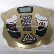 Low-frequency pulse LCD display infrared tens beauty health foot massage