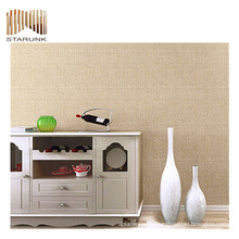 water proof mural 3d vinyl woven wallpaper with resonable price