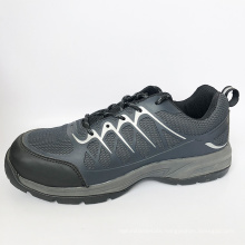 Wholesale Cheap Brand Fashionable Slip Resistant Genuine Leather Safety Work Shoes Sport Safety Shoes