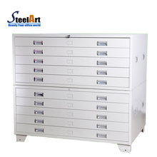 meuble de rangement en métal à verrouillage A0