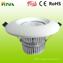 Usine Design moderne s/n intérieur LED plafond Down Light (ST-CLS-A01-9W)