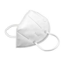 Masque respiratoire jetable pour respirateur de poussière de visage N95