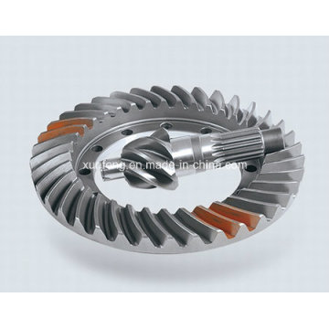 Old Design Helical Gear for Lutong Road Roller