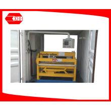 Máquina de corte automática com folha cônica e folha reta (FT1.0-1300)