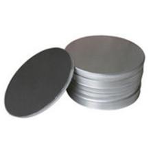 Beschichtete und eloxierte Aluminium Runde Kreise