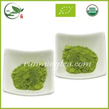 Heißer Verkaufs-Gesundheits-organisches Matcha grünes Tee-Puder