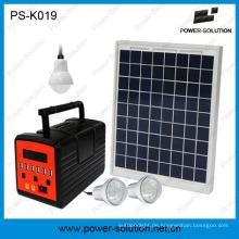 Heißer Verkauf Energiesparende Pioneer Solar-Ladegerät Panel Solar Mobile Ladesysteme K019