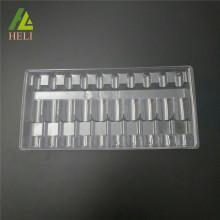 Transparente Plastikampullen PVC-Behälter