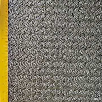 PVC-Leder für Luxus-Schmuckschatulle