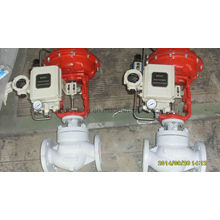 Diaphragm Pneumatic Pressure Control Valve (HTS)