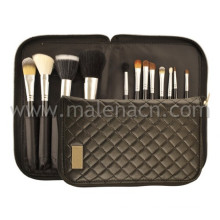 Customized Makeup Tool Cosmetic Brush Set with Factory Price (12PCS)