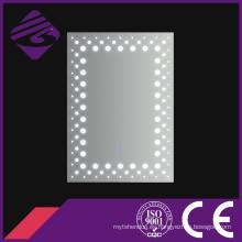 Espejo del sensor del cuarto de baño del rectángulo directamente de la fábrica de Jnh236 de la calidad garantizada