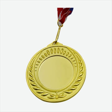 Cheap Custom Metal Race Sport Blank Insert Medals