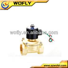 Vanne d'air micro solénoïde CC 24v CC normalement fermée