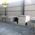 JINBAO gris ivoire moins cher prix 5 10 12 15 20mm rigide rigide pvc feuille
