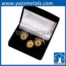 pino de customização, alfinetes de lapela personalizados com chapeamento de ouro