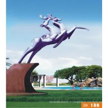 2016 Nouveau modèle de sculpture Statue urbaine d'art de haute qualité Quanlity