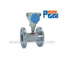 LWGY Medidor de fluxo de líquido de turbina / medidor de fluxo de esgoto