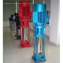 Bomba centrífuga de vários estágios para tubulação vertical GDL