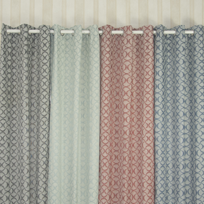Supermarket Linen like curtain color 6017