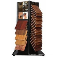 Wood Display Stand for Granite, Stone, Tile