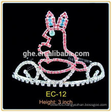 Long lifetime factory directly plastic tiara