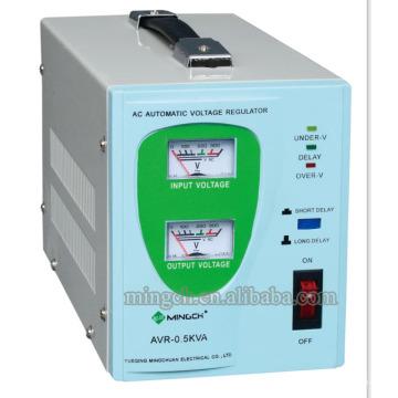 Customed AVR Einphasig Vollautomatischer Wechselspannungsregler / Stabilisator