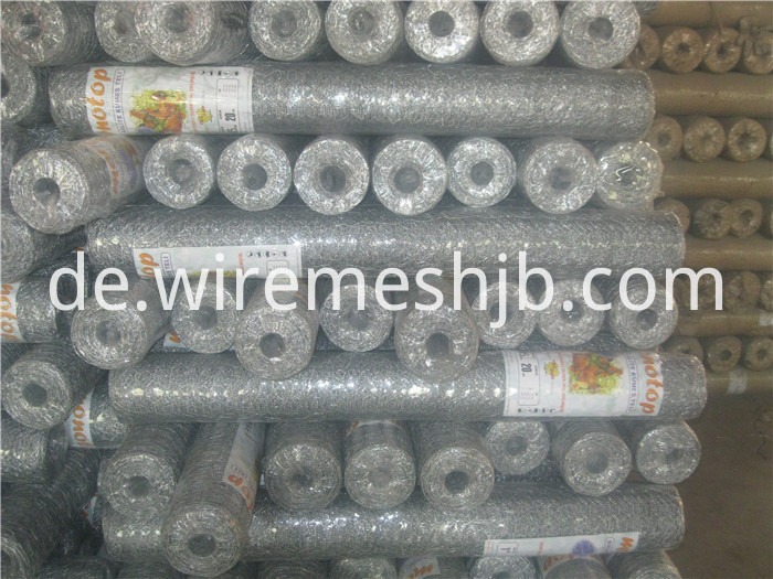 Hexagonal Decorative Mesh