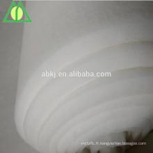 Remplissage d'ouate de fibre de soie pour le vêtement, courtepointes