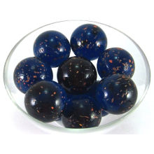 16mm new style beautiful colour toy playing glass marbles