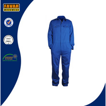 Offshore Welding Working Fire Retardant Safety Coverall for Oil and Gas Work